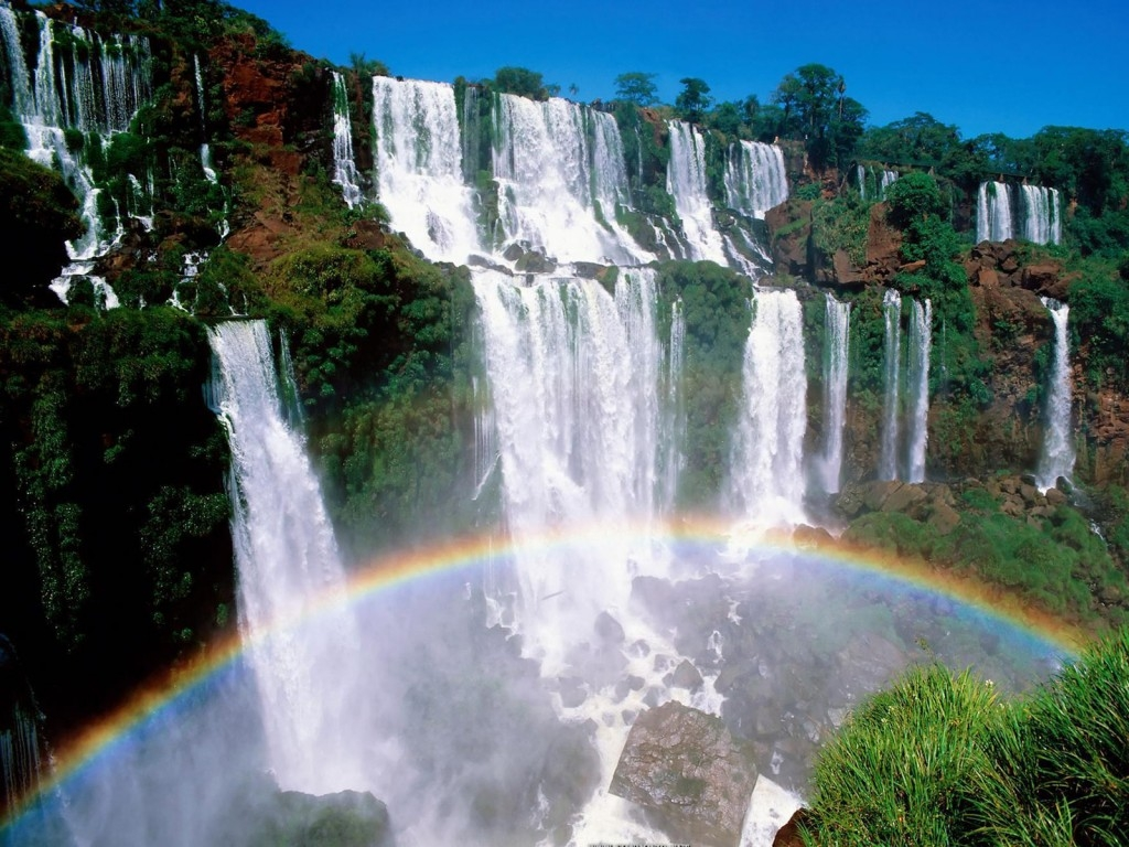 Embassy In Germany Votemos Por Las Cataratas Del Iguazú Como Maravilla De La Naturaleza